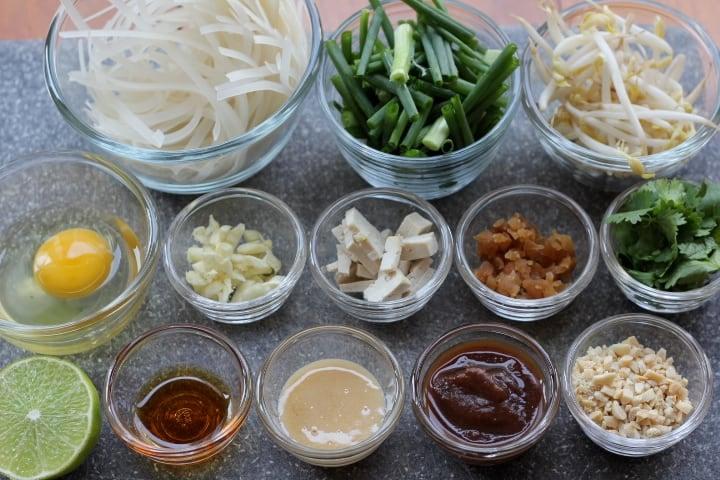 pad thai_ingredients