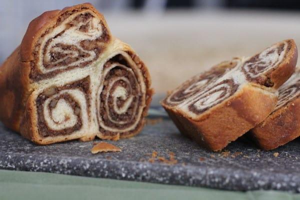 Cinnamon Walnut Povitica Inquiring Chef