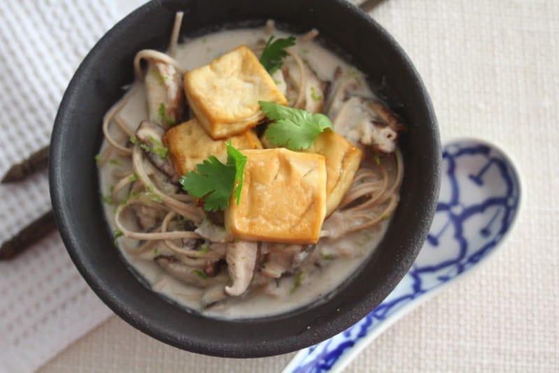 Thai Soba Noodle Bowls