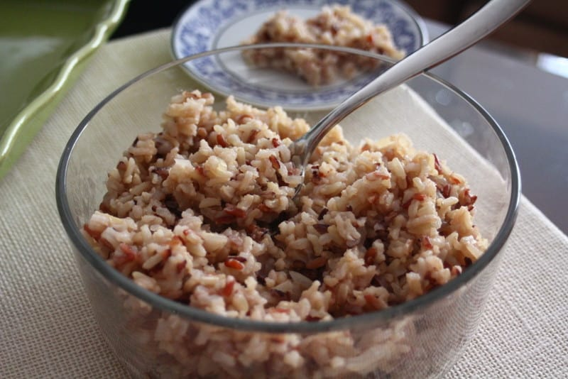 Baked brown rice inquiring chef ccuart Images