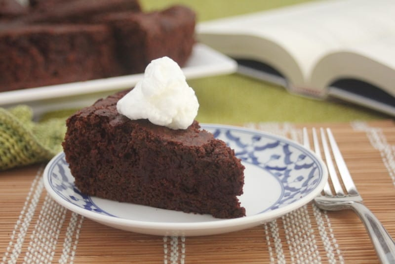Moist Chocolate Beet Cake - Inquiring Chef