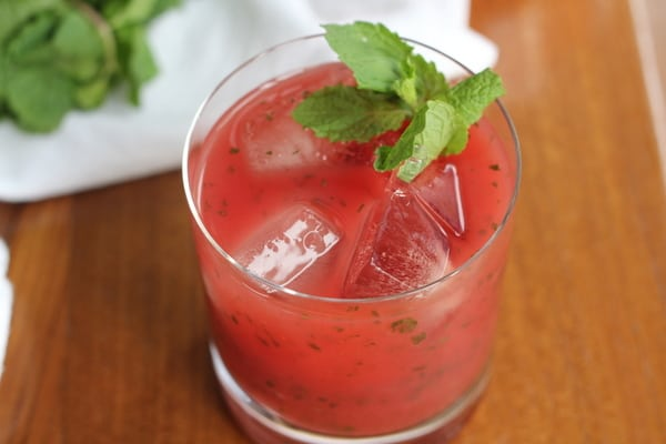 Watermelon Mint Lemonade (and other indulgences ...