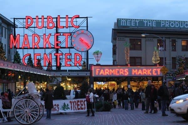Seattle Public Market 2 :: Inquiring Chef