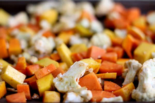 Roasted Vegetables :: Inquiring Chef