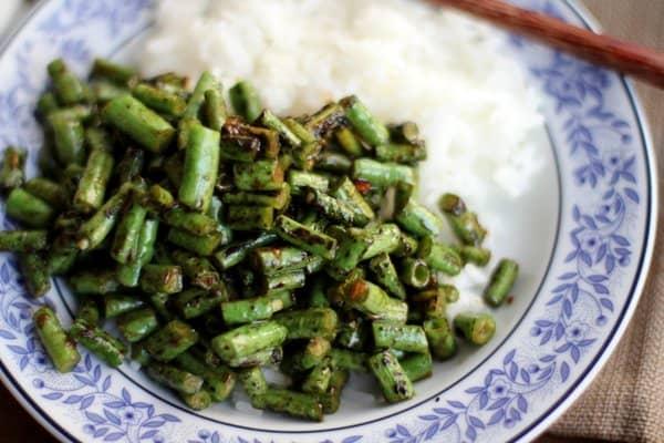 Szechuan Green Beans :: Inquiring Chef
