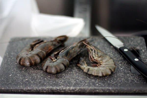 Thai Shrimp :: Inquiring Chef