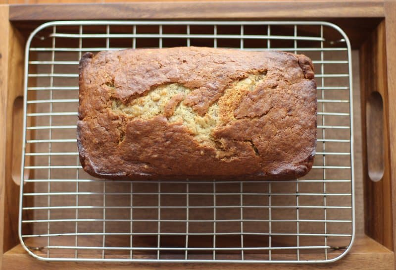 Martha Stewart Banana Bread :: Inquiring Chef