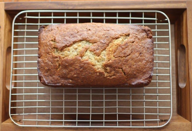 Martha Stewart Banana Bread :: Inquiring Chef