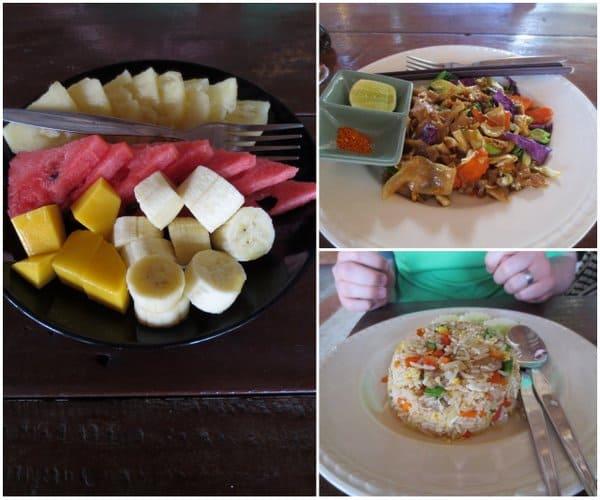 Thai Food Koh Lipe Thailand