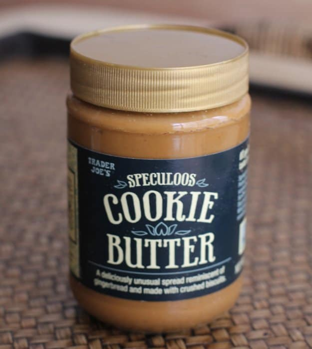 Speculoos Cookie Butter for Cookie Butter Pie