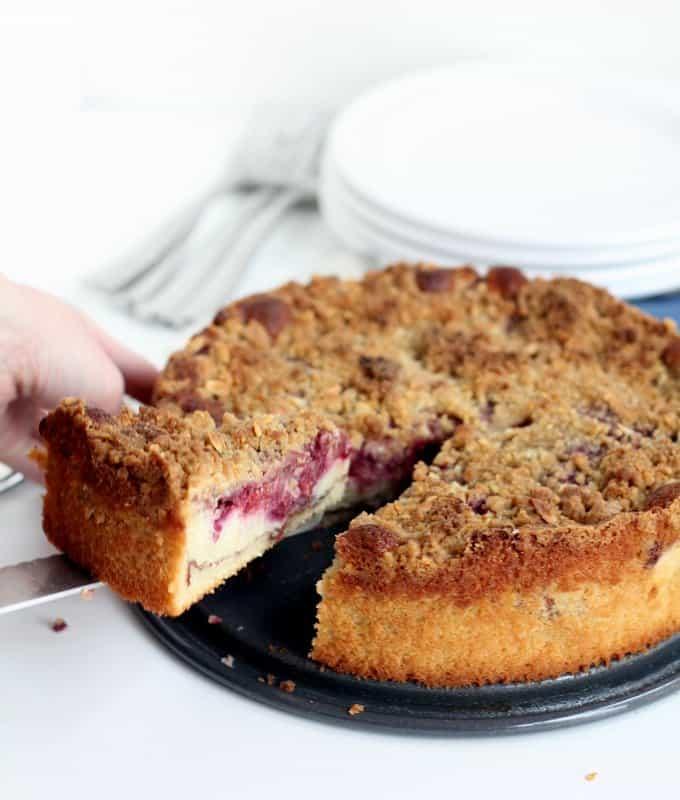 Raspberry Almond Lattice Tart Recipes — Dishmaps