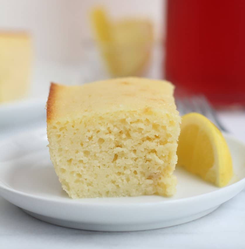 Vegetarian Yogurt Cake Recipe