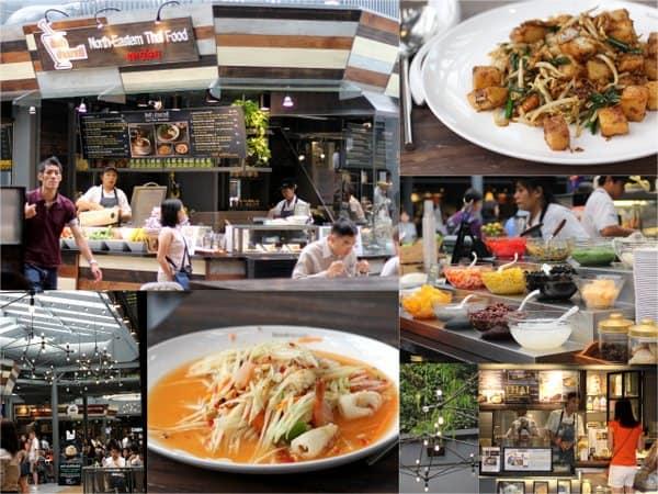 Food Republic at Siam Center Bangkok