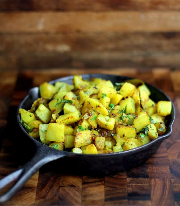Aloo bhaji inquiring chef forumfinder Images