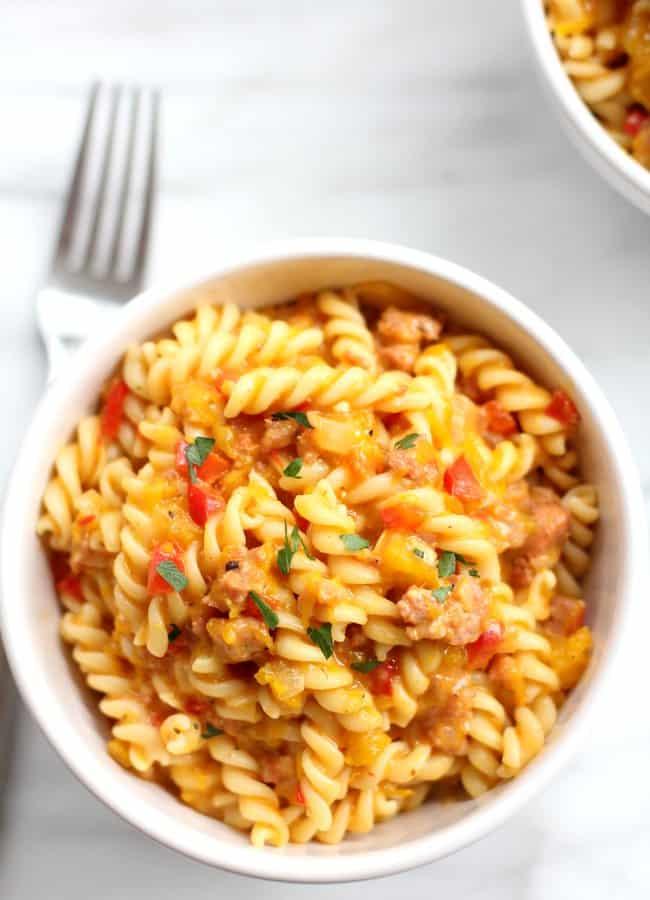 Chorizo Mac And Cheese Recipes — Dishmaps