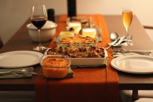Faux Thanksgiving