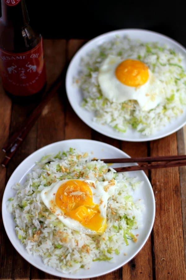 Ginger Fried Rice