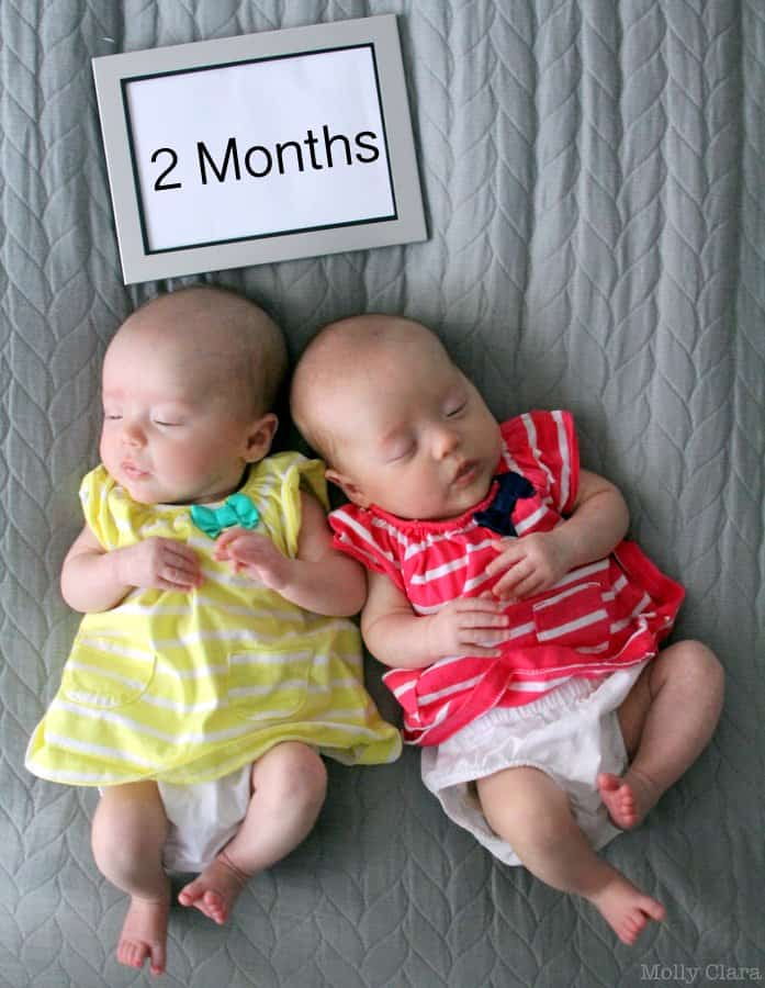 Molly and Clara_2 months