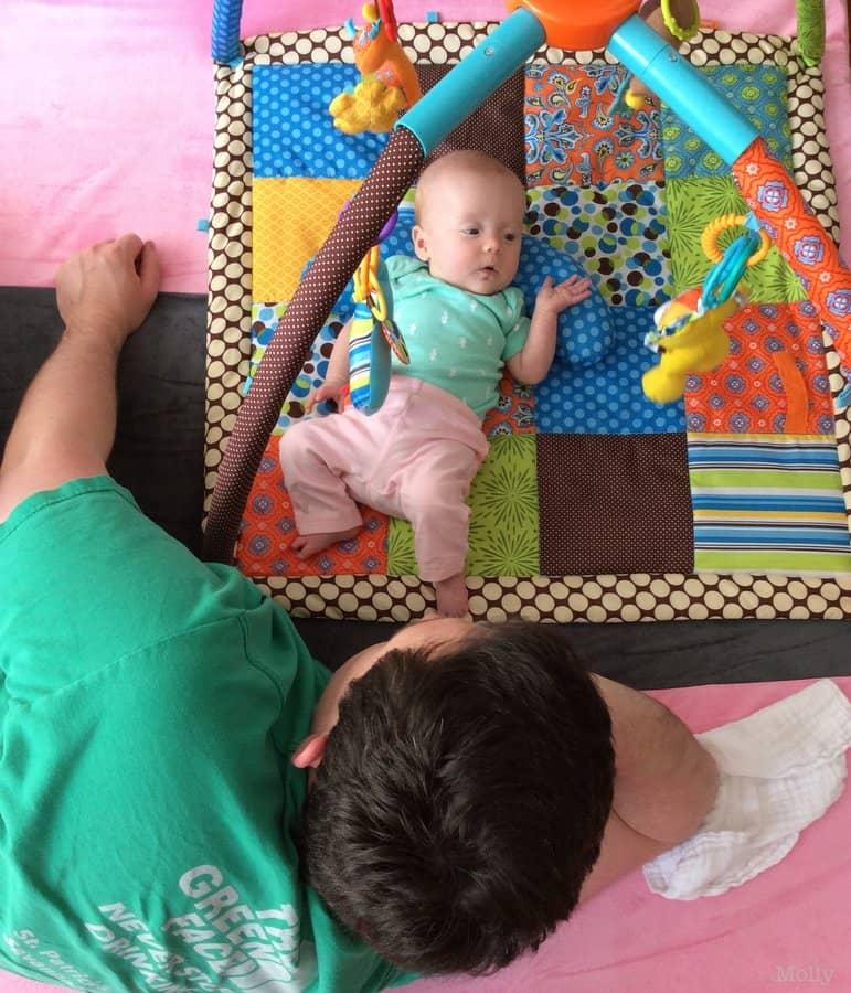 Clara play mat