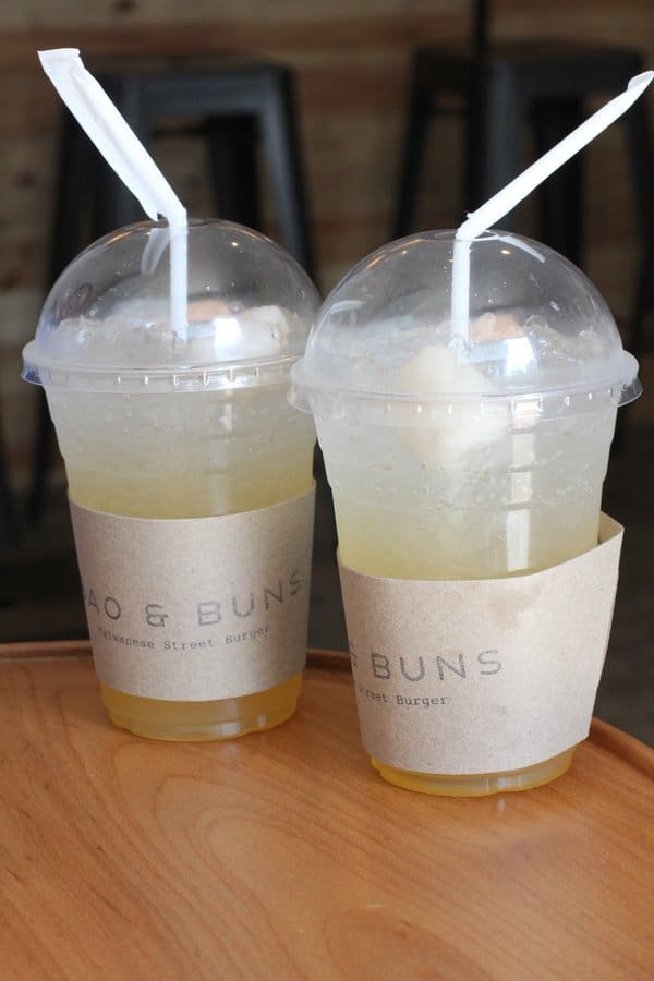 Bao & Buns Bangkok_Lychee Passion Fruit Soda