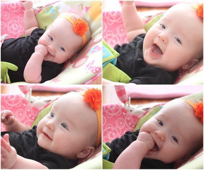 Clara_6 Month Photos