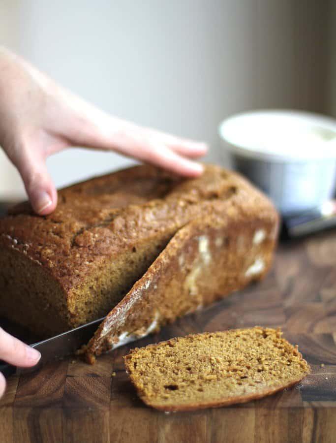 Pumpkin Bread Truffles :: Inquiring Chef