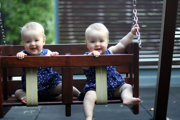 Molly and Clara Swings