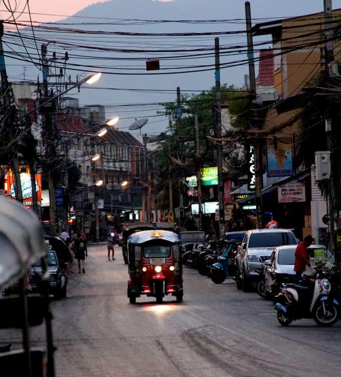 Chiang Mai_Tuk Tuk