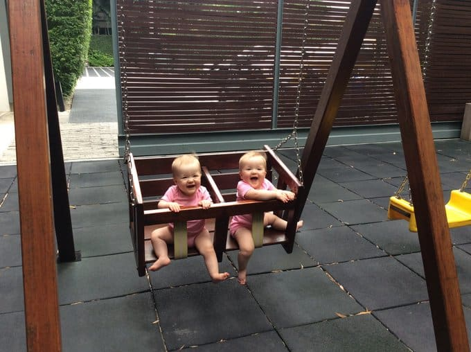 Clara and Molly_11 Months_