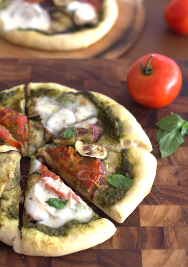 Colavita_Grilled Vegetable Pizza