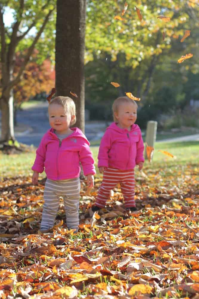 Molly and Clara_18 Months