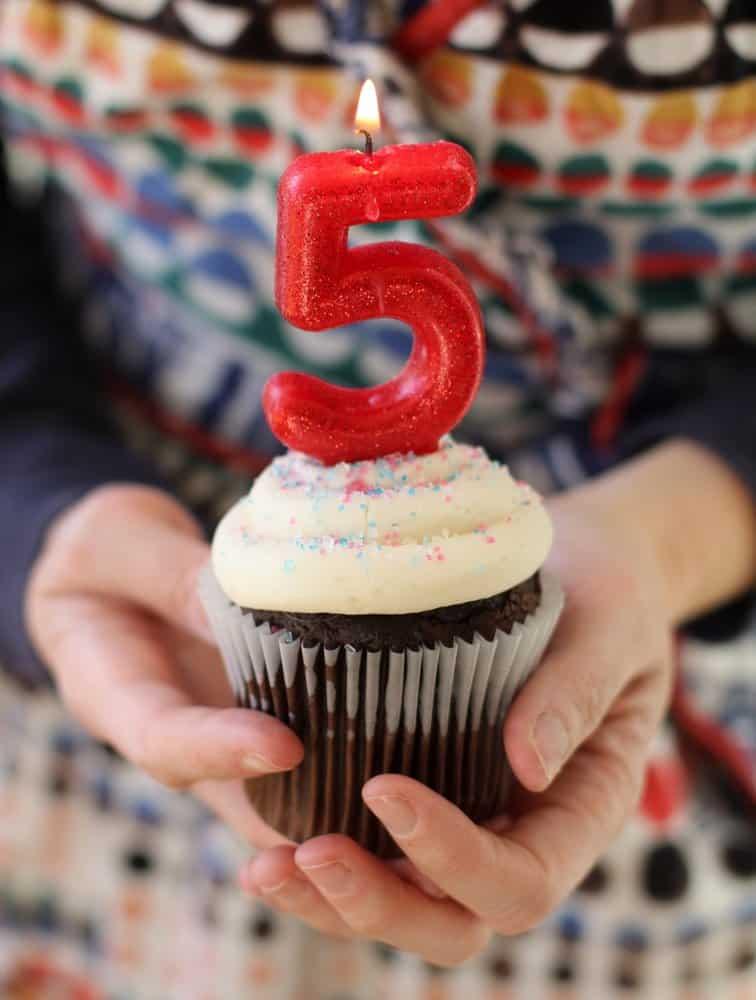Celebrating 5 Years of Blogging @inquiringchef