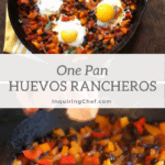 one pan huevos rancheros