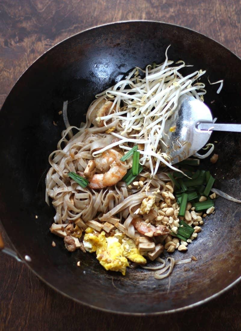 Pad Thai_Wok