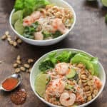shrimp noodle bowls