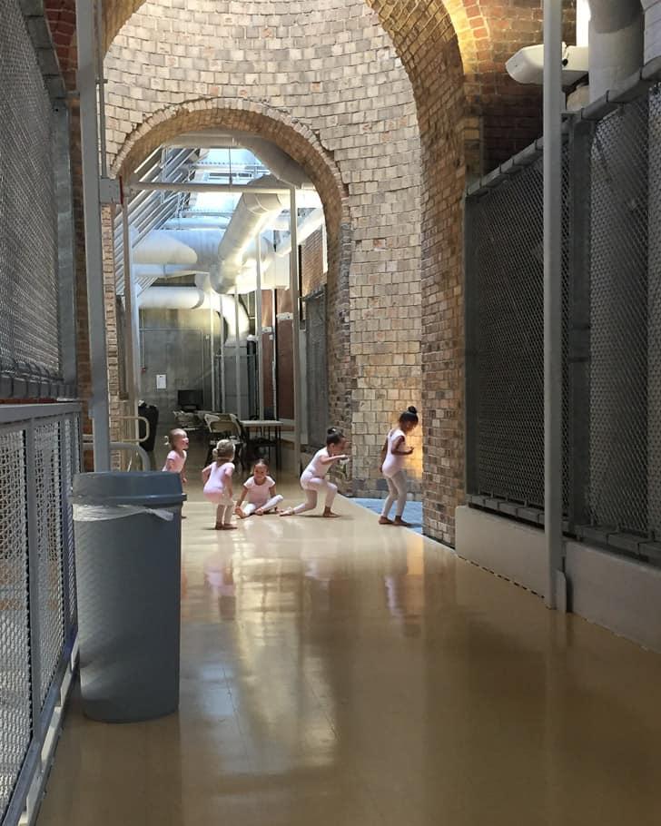 Ballet Class_Kansas City Ballet School