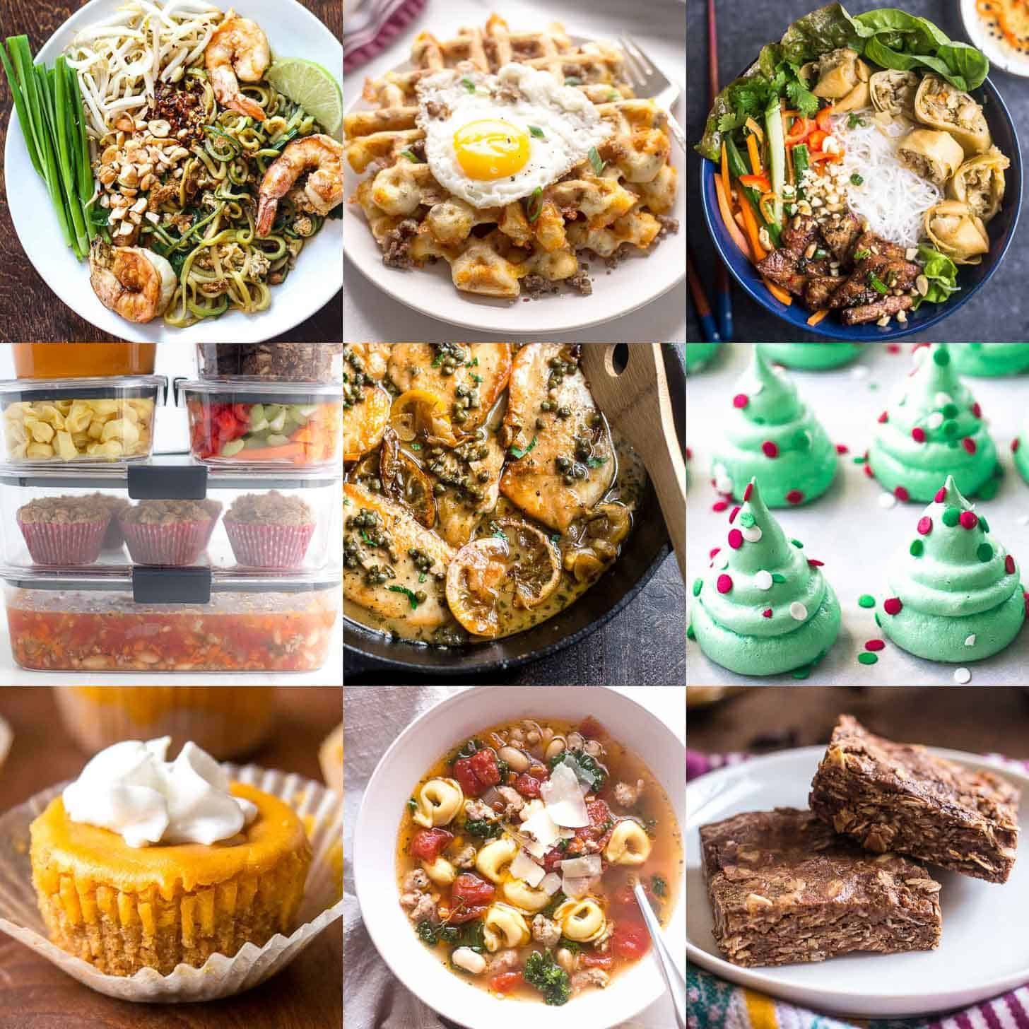 Top Recipes 2017