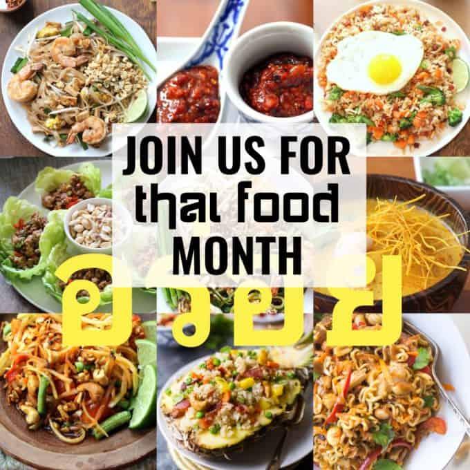 Thai Food Month 2018