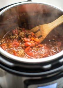 Instant Pot All American Chili