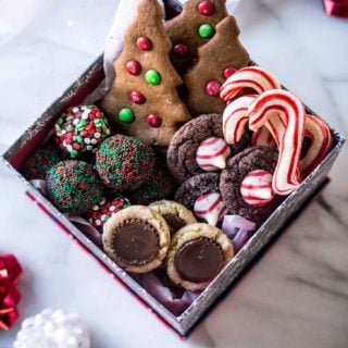 Christmas Cookie Box