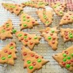 Crisp Gingerbread Cookies