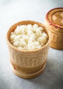 Thai-style sticky rice - How to Make Sticky Rice