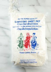 Bag of sticky rice - How to Make Sticky Rice