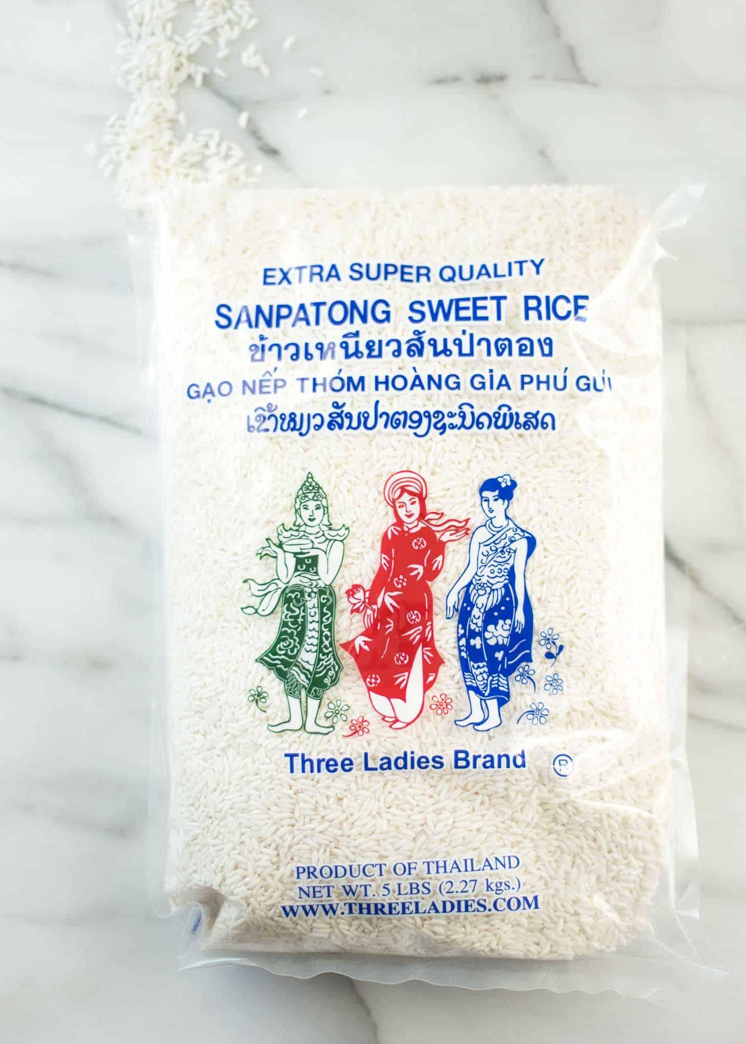 Bag of sticky rice