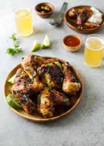 Thai-Style Grilled Chicken (Gai Yang)