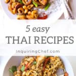 5 easy Thai recipes