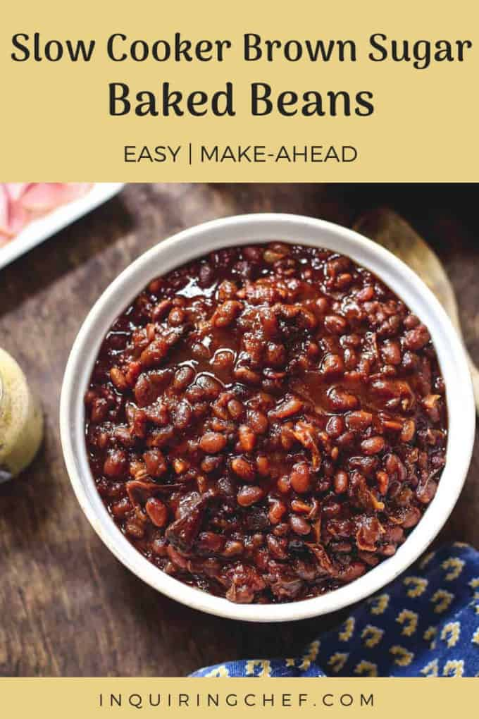Slow-Cooker Brown Sugar Baked Beans