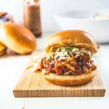 BBQ Pulled Chicken