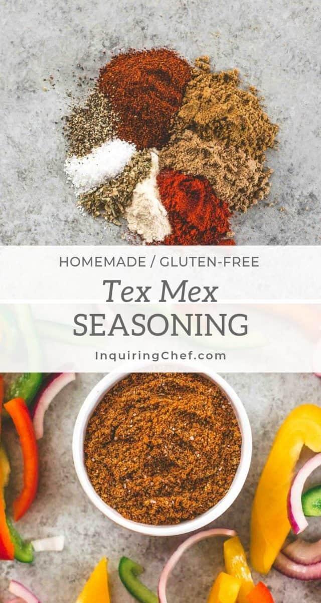 Tex Mex Seasoning
