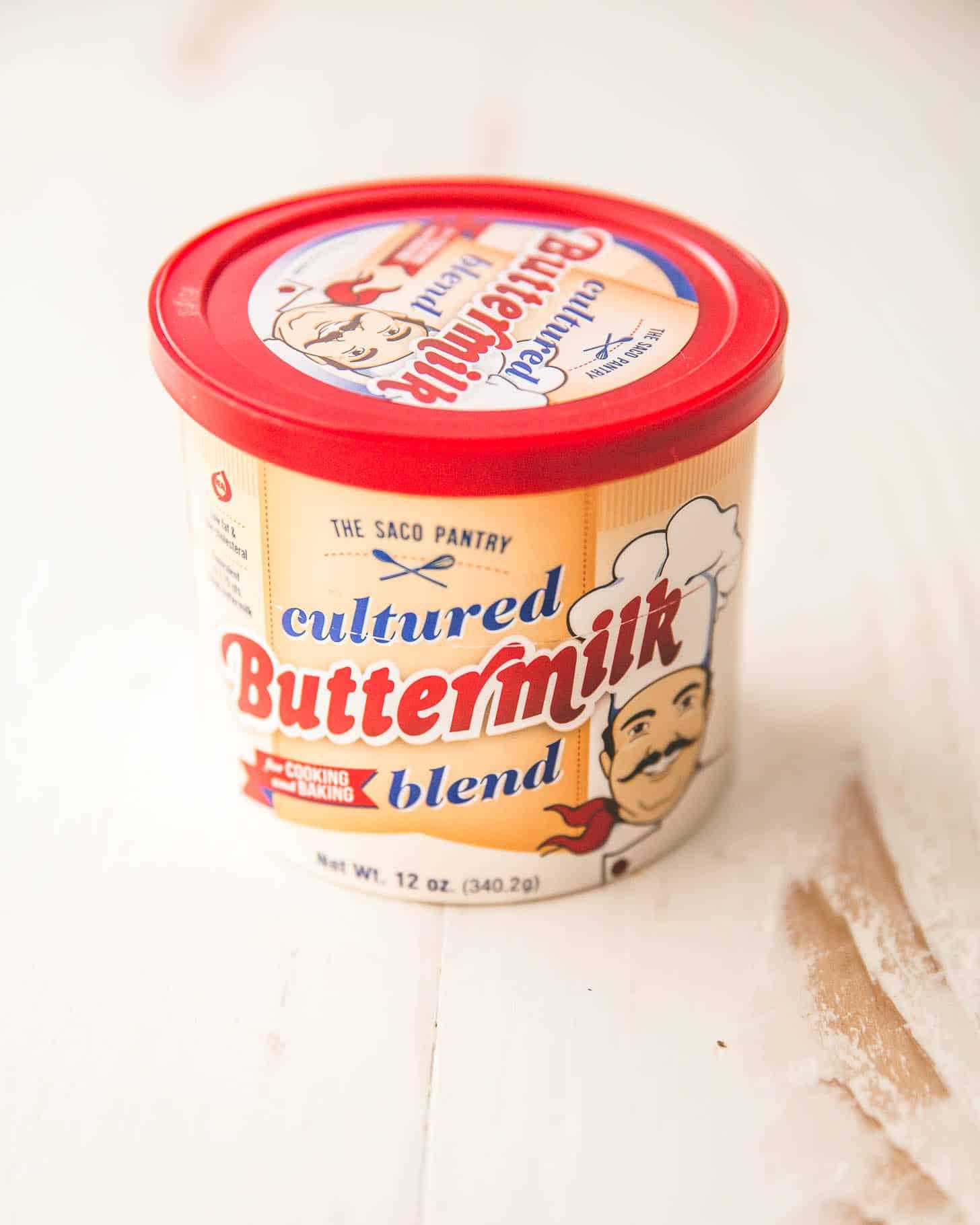 buttermilk blend tub